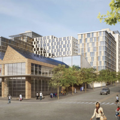 Bronx Juvenile Center's Affordable Housing Replacement Gets New Renders