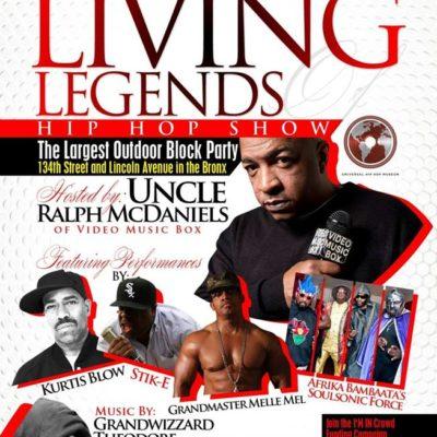 The Living Legends Of Hip Hop Show