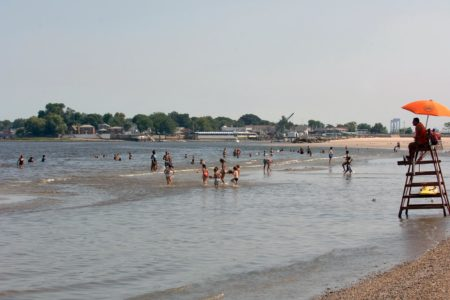 A Gem Of A Beach Sparkles This Summer In Bronx