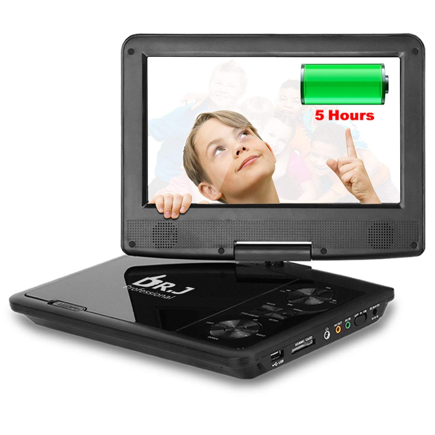 Top Five Best Portable DVD Players