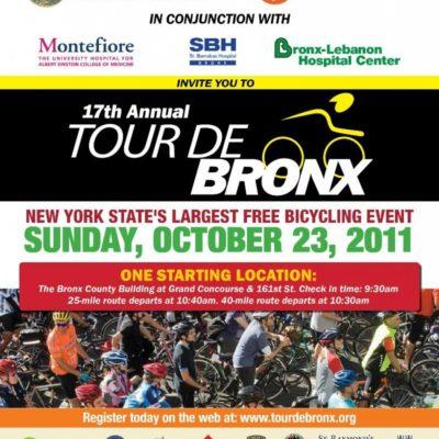 17th Annual Tour De Bronx
