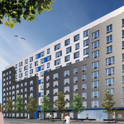 Procida Plans Two-Building South Bronx Rental Complex