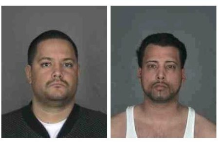 Bronx Duo Charged With Selling Cocaine In New Rochelle