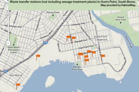 Two Neighborhoods Tackle Waste