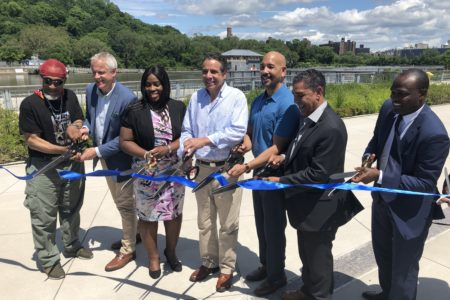 Nearly $100 Million Transformation Of Roberto Clemente State Park & Waterfront