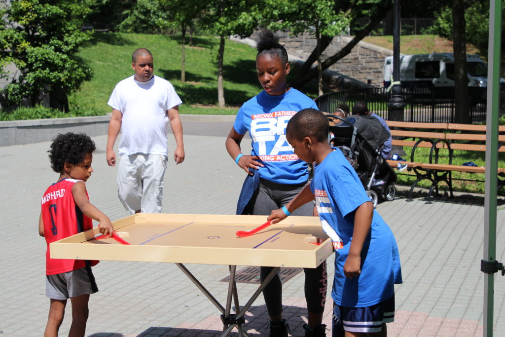 2nd Annual Family Day Olympiad
