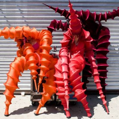 """Alice Farley Dance Theater's """"Conversations with Monsters"""""""
