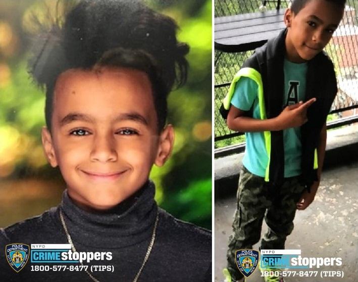 Danny Pena, 9, Missing