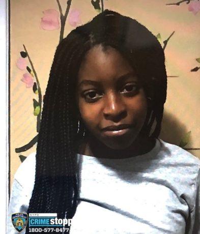 Janiyan Parsons, 15, Missing