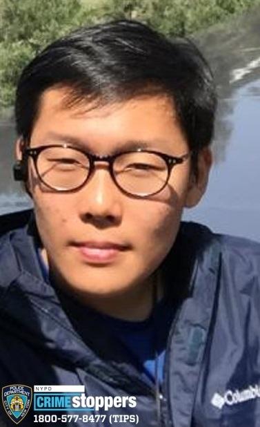 Max Chung, 17, Missing