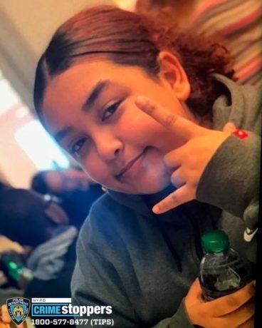 Mia Hernandez, 12, Missing