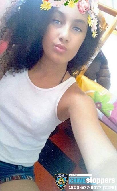Yarelis Negron, 13, Missing