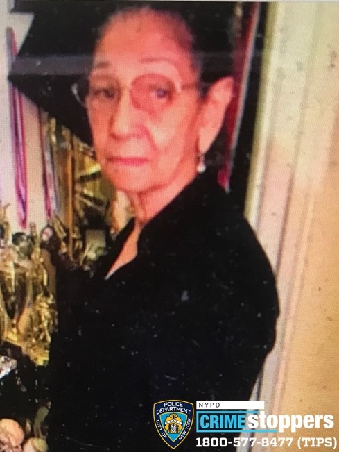 Yndiana Molina, 75, Missing