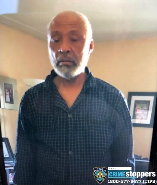 Tehram Roye, 65, Missing