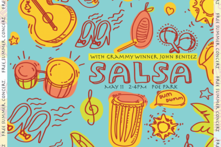 BCA's Free Summer Salsa Concert
