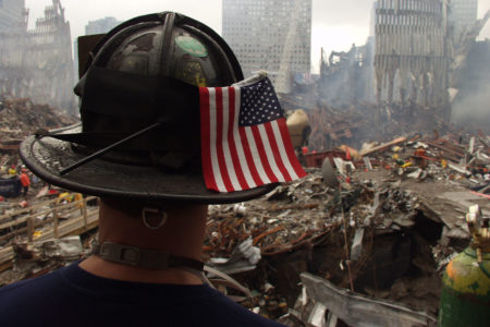 Tribute To The Victims Of The September 11 Attacks