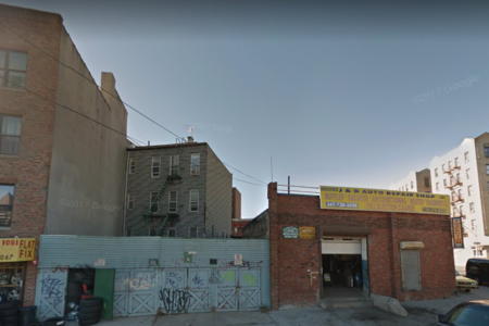Permits Filed For 1082 Hall Place, Foxhurst, Bronx