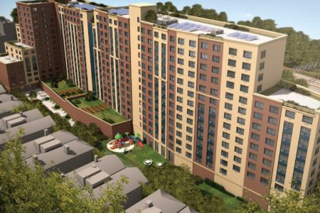 Ader Files For First Building In South Bronx Affordable Complex