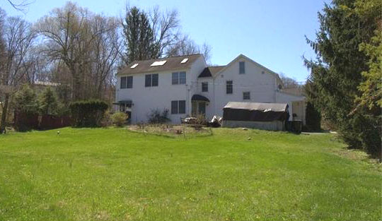 Large & Beautiful Colonial Residence 50 Miles North Of NYC Up For Sale
