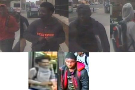 Help NYPD Catch These Suspects