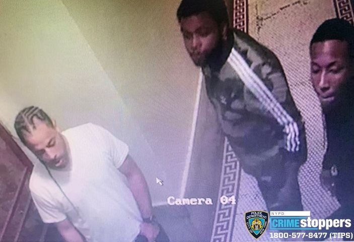 Help Identify A Robbery Quintet