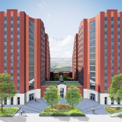 Work Underway On 435-Unit Bronx Complex