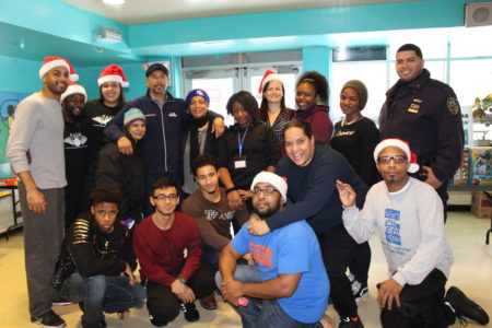 BP Diaz, Bronx Fathers Taking Action, Bronx River Tenant's, Inc. & FAIM, Inc. Hosted Toy Giveaway