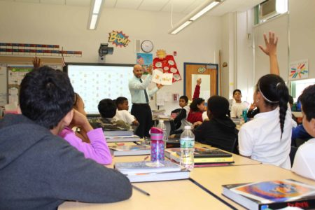 BP Diaz At at P.S. 106