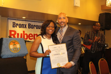BP Diaz Hosts Caribbean Heritage Celebration