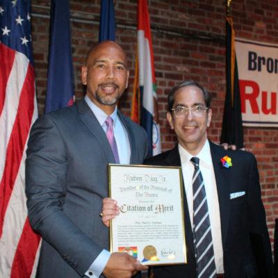 BP Diaz Hosts 8th Annual LGBTQ & Allies Pride Awards