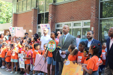 BP Diaz & Tenants To NYCHA: Where's The Money?