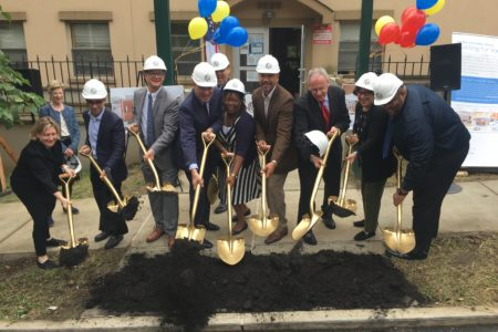 The New York Public Library Breaks Ground On A Bigger, Better Van Cortlandt Branch In Bronx