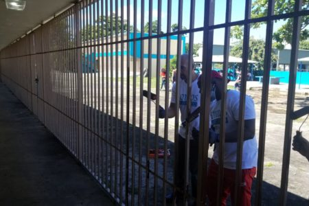 "BP Diaz Participates In Somos ""Day Of Service"" Event"