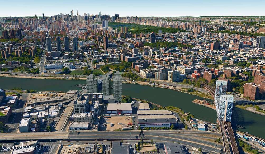 New Rendering Emerges For Keith Rubenstein's Ambitious South Bronx Development