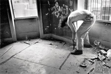 Revisiting Gordon Matta-Clark's Fusion Of Art, Architecture & Anarchy