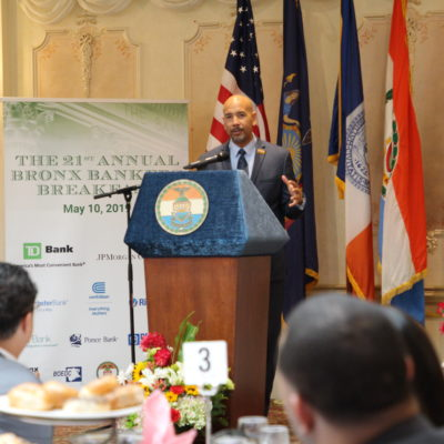 21st Annual Bronx Bankers Breakfast