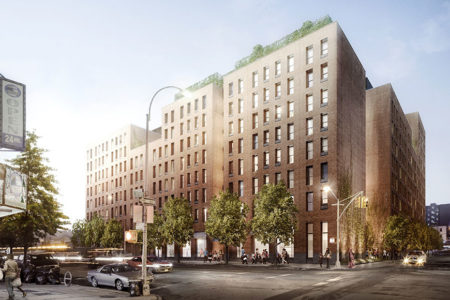 Bronx Affordable Apartments Designed By COOKFOX Going From $494/Month