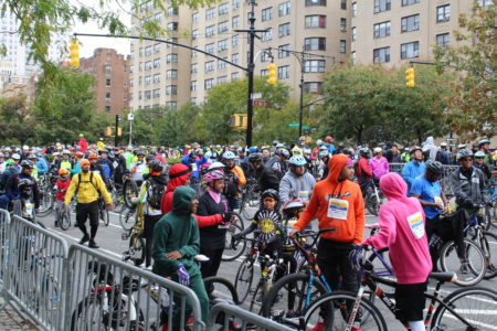"BP Diaz & The Bronx Tourism Council  Host 24<sup>th</sup> Annual ""Tour de Bronx"""
