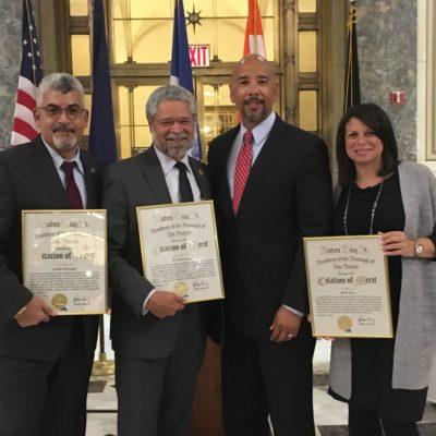 BP Diaz Hosts Puerto Rican Heritage Celebration