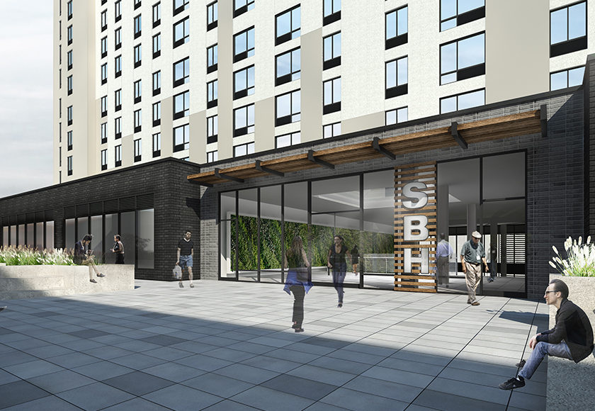 Lottery For 218 Affordable Units Opens In New Bronx Building With Yoga Pavilion & Rooftop Farm