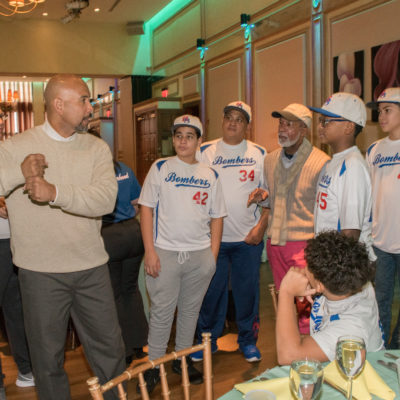 BP Diaz& AT&T Host Annual Youth Baseball Awards Event