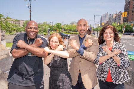 Bronx Walk Of Fame Induction Ceremony