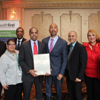 Borough President Diaz Hosts Annual Sweethearts Luncheon