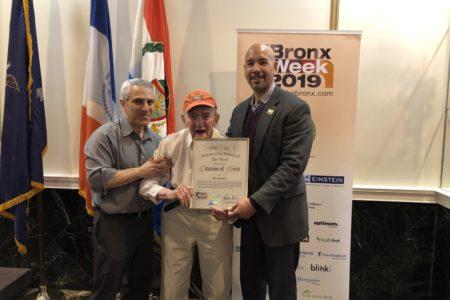 Annual Bronx Veterans' Appreciation Day Breakfast