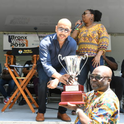 Team Senegal Wins 2019 African Advisory Council Bronx Week Tourney