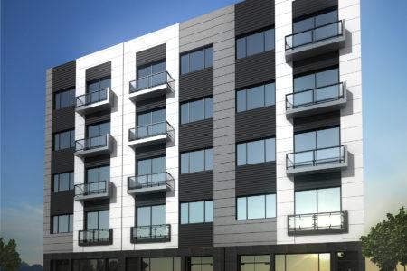 Rendering Revealed For 578-580 East 138th Street, Mott Haven, Bronx