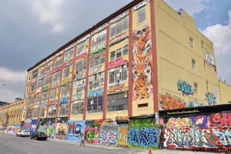 Bronx Looks To Capitalize As Hip-Hop's Birthplace