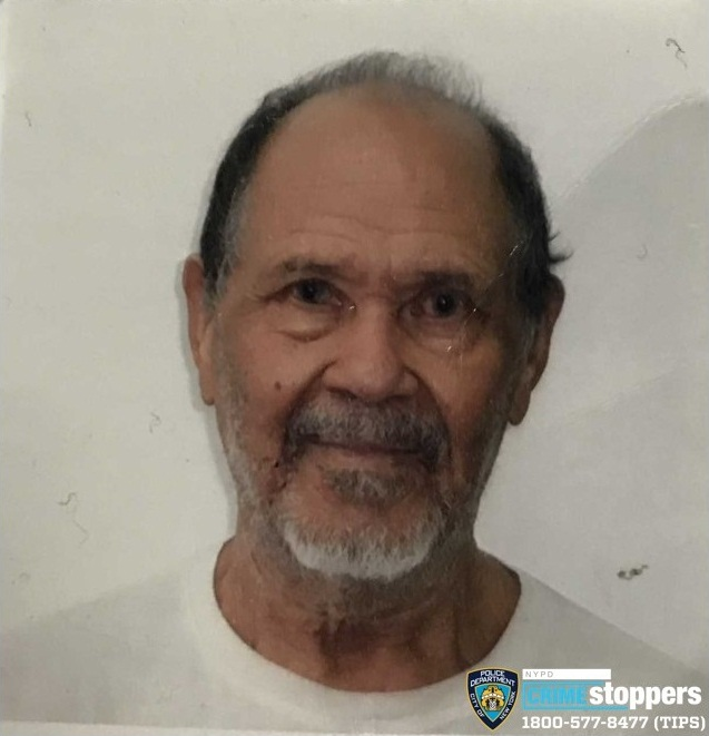 Apolinar Perez, 81, Missing