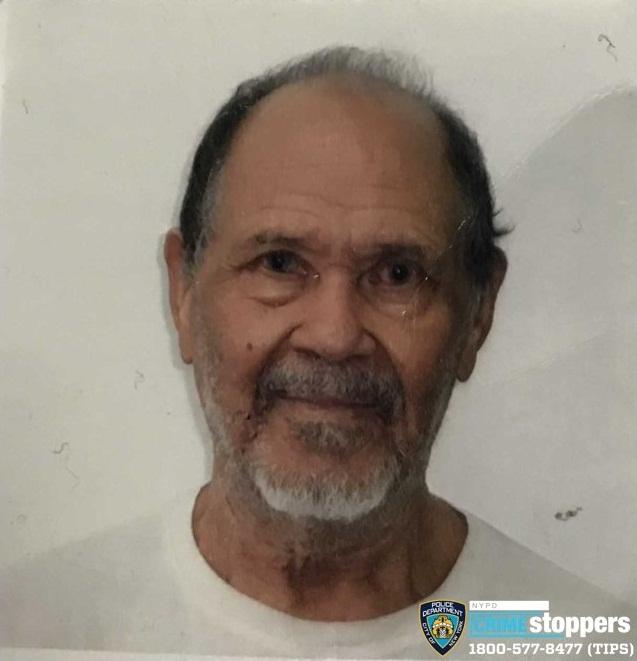 Apolinar Perez, 81, Missing