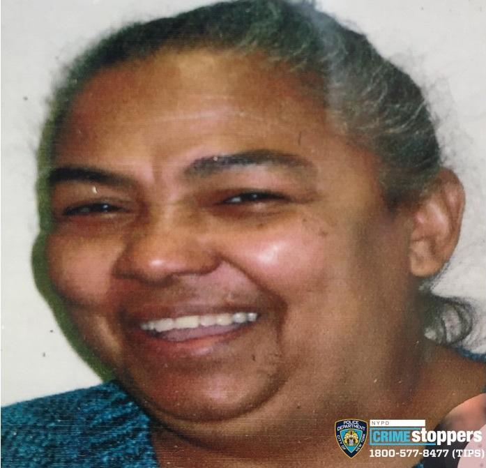 Carmen Pagan, 74, Missing